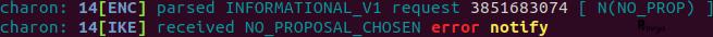 Erreur chiffrement sur VPN IPsec phase 1 côté initiateur pfSense - Provya